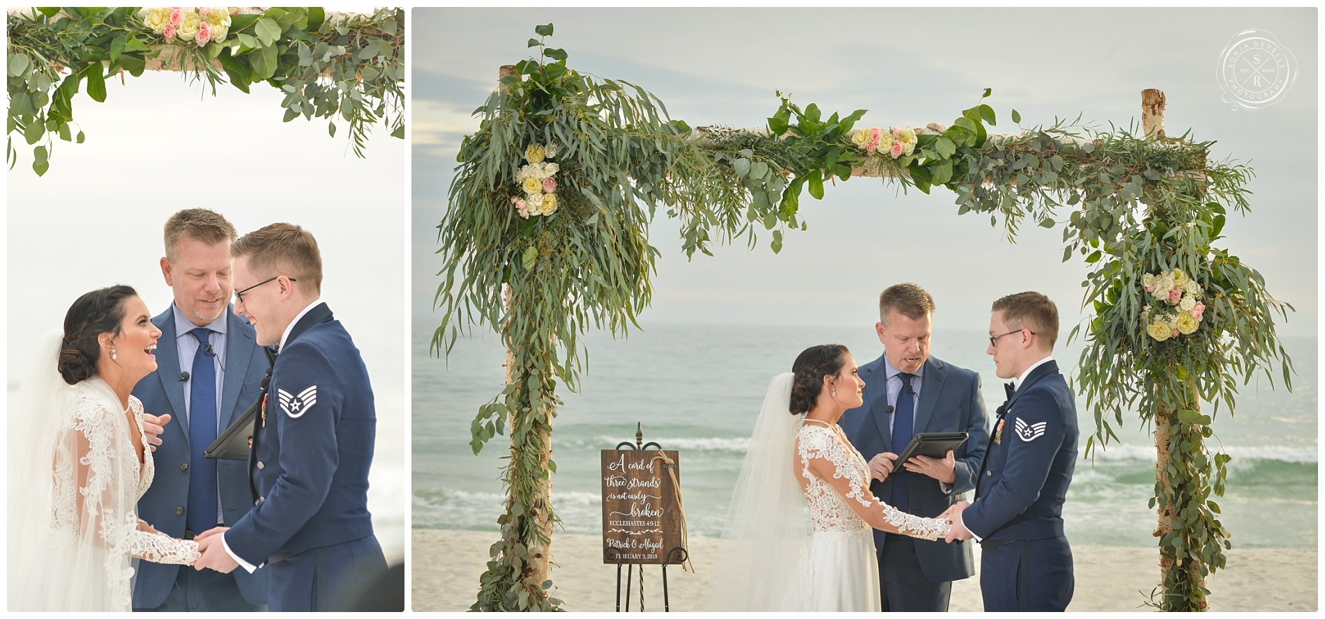 Carillon Beach Wedding
